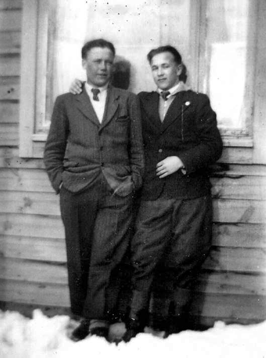 Vilho ja Mikko