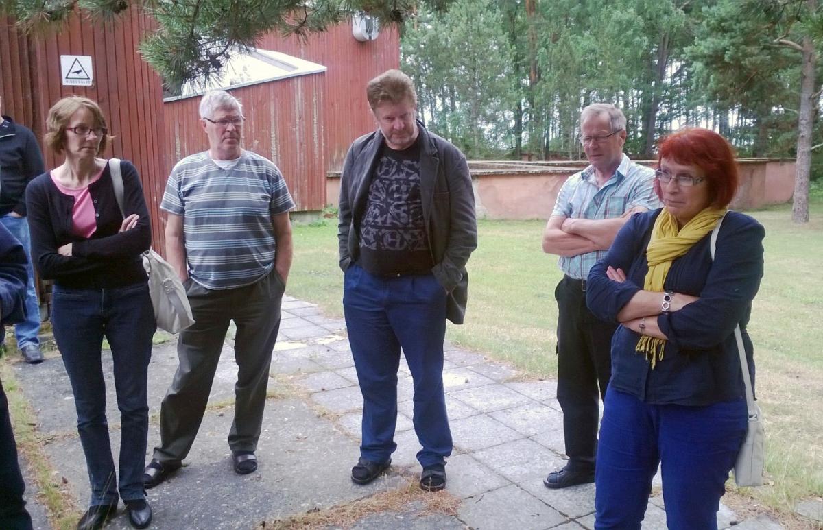 Kolkkulaiset Virossa Villa Andropoffissa