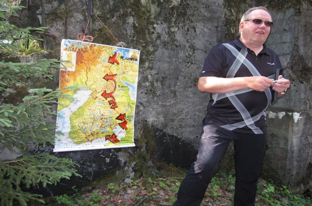Tapio Paappanen kertoo Neuvostoliiton suunnitelmista Suomen valtaamiseksi